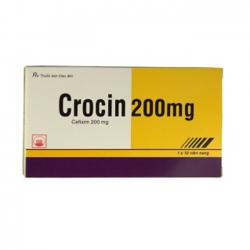 Thuốc kháng sinh PMP Crocin 200