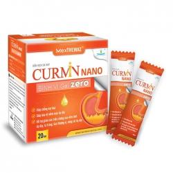 Tpbvsk dạ dày Curmin Nano Bình Vị Gel Zero (Cho người tiểu đường)