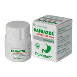 DAFRAZOL Trị loét dạ dày - tá tràng
