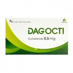 Dagocti Usarichpharm 3 vỉ x 10 viên