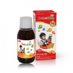 Tpbvsk tăng cường miễn dịch Siro Daiso Kids, Lọ 120ml