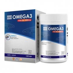 Dầu cá Costar Omega 3 fish oil 1000mg 120 viên