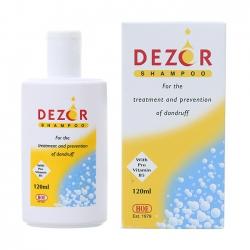 Dầu gội trị gàu nặng Dezor Shampoo 120ml