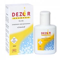 Dầu gội trị gàu nặng Dezor Shampoo 60ml