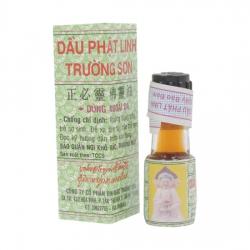 Dầu Phật Linh Trường Sơn 1.5ml