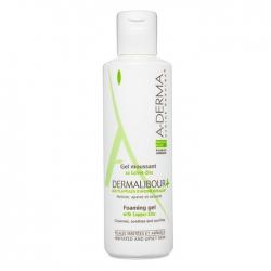 Gel làm sạch dịu nhẹ cho da kích ứng A-Derma Dermalibour Foaming Gel 250ml