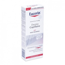Dầu gội cho da đầu nhạy cảm Eucerin Dermo Capillaire pH5 Mild 250ml