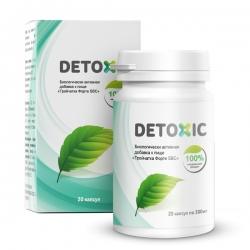 Detoxic ( Nắp trăng ) làm giảm triệu chứng khó chịu ở dạ dày, cải thiện tiêu hóa
