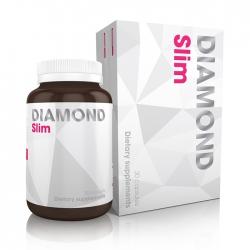 Tpbvsk giảm cân Diamond Slim, Hộp 30 viên