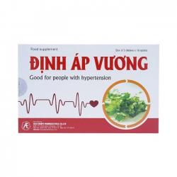 Tpbvsk Định Áp Vương giúp ổn định huyết áp