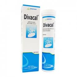 Thuốc kháng viêm Imexpharm Divacal, Tuýp 20 viên