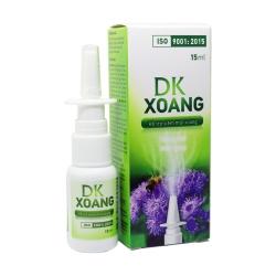 DK Xoang hỗ trợ viêm mũi, viêm xoang - DK Pharma, Hộp 15ml