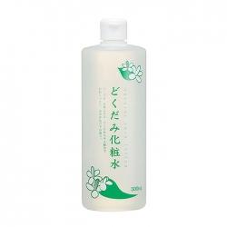 Dokudami Natural Skin Lotion 500ml - Nước hoa hồng Diếp cá