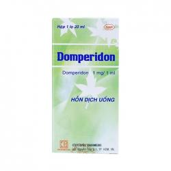 Pharmedic Domperidon 20mg, Chai 20ml