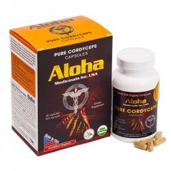 Đông trùng hạ thảo Aloha Cordyceps USA