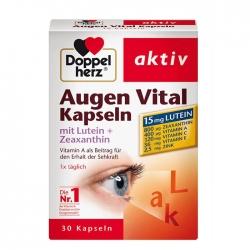 Tpbvsk Bổ Mắt Doppelherz Augen Vital Kapseln 30 viên