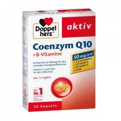 Tpbvsk bổ tim Doppelherz Coenzyme Q10