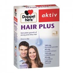 Tpbvsk ngừa rụng tóc Doppelherz Hair Plus