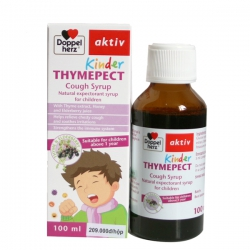 Tpbvsk Doppelherz Kinder Thymepect 100ml
