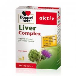 Tpbvsk bổ gan Doppelherz Liver Complex