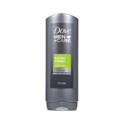Sữa tắm và rửa mặt nam Dove Men + Care Extra Fresh, Chai 532ml