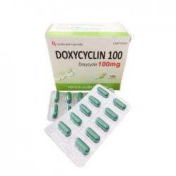 VPC Doxycyclin 100mg, Hộp 100 viên