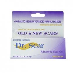 Dr Scar USA giúp liền sẹo lồi, sẹo lõm, sẹo sau phẩu thuật, Tuýp 14.2g
