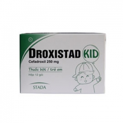 DROXISTAD KID 250mg - Cefadroxil 250 mg
