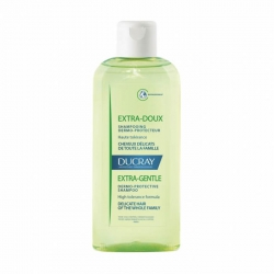 Dầu gội dưỡng mượt tóc Ducray Extra Doux Dermo-protective Shampoo 200ml