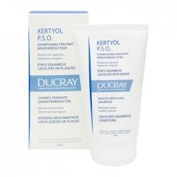 Dầu gội trị gàu mảng Ducray Kertyol PSO Shampoo 125ml