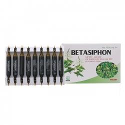 Dung dịch uống giải độc gan Betasiphon 18 ống 5ml