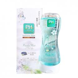 Dung dịch vệ sinh phụ nữ PH Care Powder Mint hương bạc hà 150ml