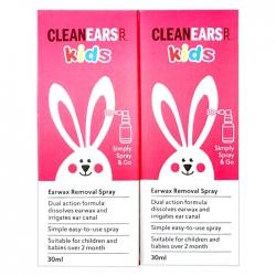 Dung dịch vệ sinh tai Clean Ears Kids 30ml