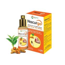 Dung dịch xịt bảo vệ da Nacurgo 12ml