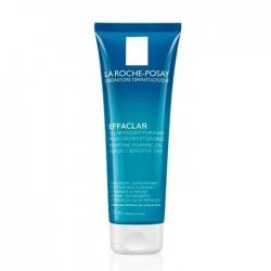 Gel rửa mặt tạo bọt làm sạch và giảm nhờn cho da dầu nhạy cảm La Roche-Posay Effaclar Purifying Foaming Gel 125ml