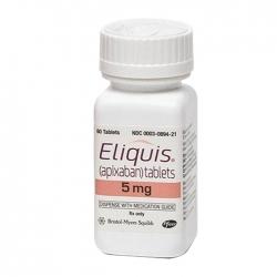 Thuốc Eliquis (apixapan) Tablets, 60 viên