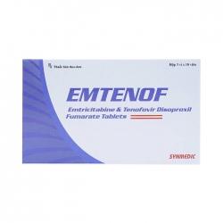 Thuốc Emtenof 300mg/200mg, Hộp 30 viên