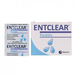 Entclear Packets gói muối dùng để rửa mũi, Hộp 20 gói