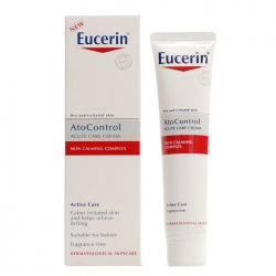 Kem dưỡng da, giảm kích ứng Eucerin Atocontrol Acute Care Cream 40ml