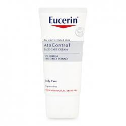 Kem dưỡng giảm viêm ngứa Eucerin AtoControl Face Care Cream 50ml