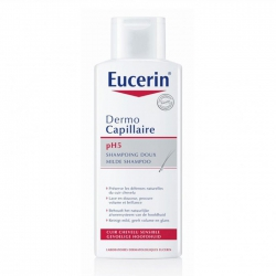 Dầu gội Eucerin Dermo Capillaire Ph5 Mild Shampoo 250ml