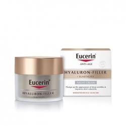 Kem chống lão hóa đêm Eucerin Hyaluron Filler + Elasticity Night 50ml