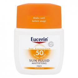 Kem chống nắng Eucerin Sun Fluid SPF 50+ 50ml