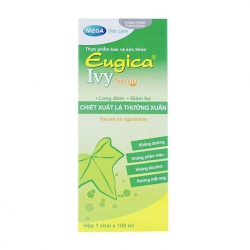 Eugica Ivy Mega - Siro ho 100ml