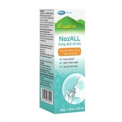 Eugica Nozall Mega - Dung dịch xịt mũi 20ml