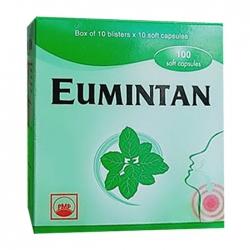 Eumintan Pymepharco 10 vỉ x 10 viên