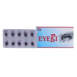 Thuốc bổ mắt Eyebi, Hộp 30 viên