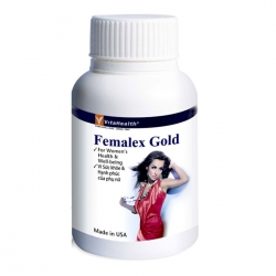 Tpbsvk Vitahealth Femalex Gold, Hộp 30 viên