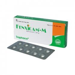 FENXICAM - M Chống viêm giảm đau hiệu quả