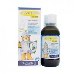 Tpbvsk tăng cường miễn dịch Immuno Bimbi 200ml, Chai 200ml